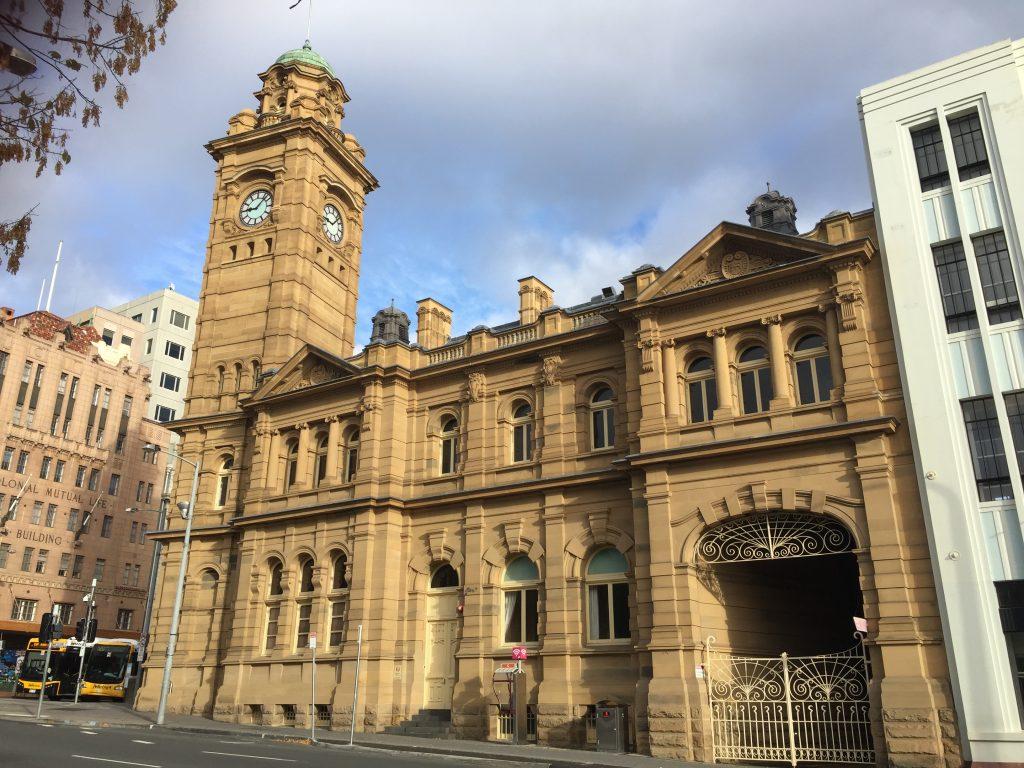 GPO, Hobart