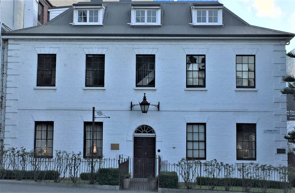 Ingle Hall c1814